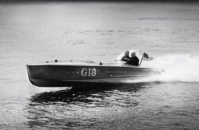 Who - and What – Made El Lagarto the Fastest Boat in America
